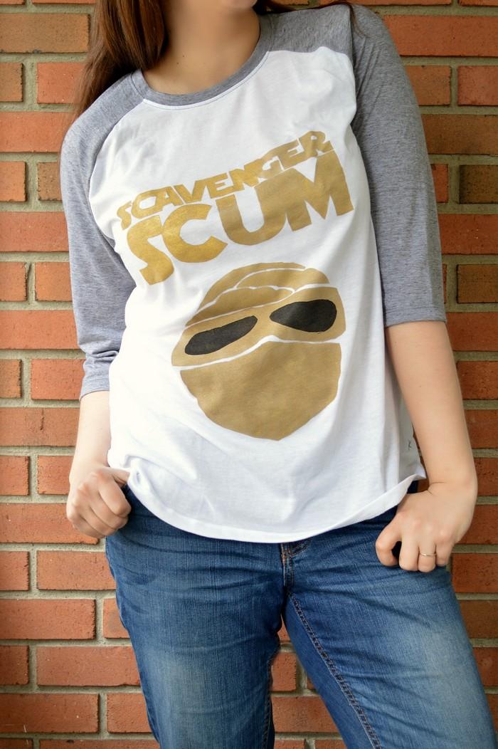 Scavenger Scum T-shirt
