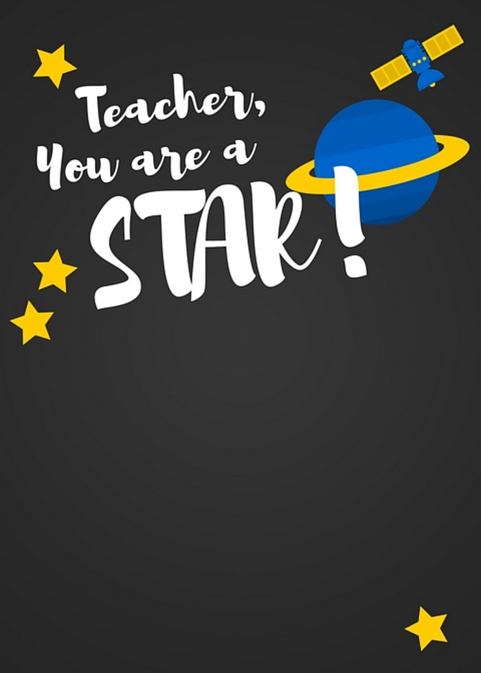 Teacher Star