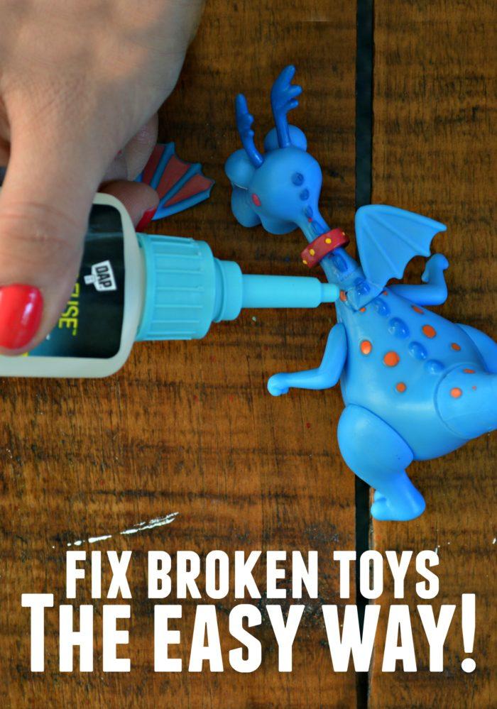 Fix Broken Toys the Easy Way