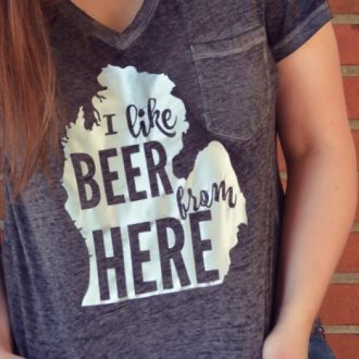 DIY BEER FEST T-SHIRT