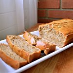 BLENDER BANANA BREAD