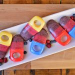 SUMMER BERRY POPS
