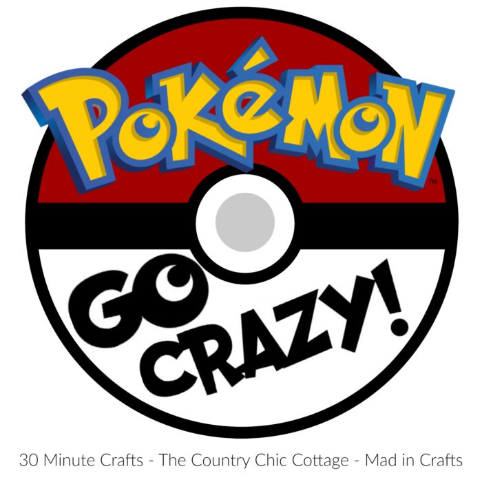 Pokemon Go Crazy graphic