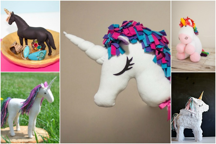 MAGICAL UNICORN CRAFTS