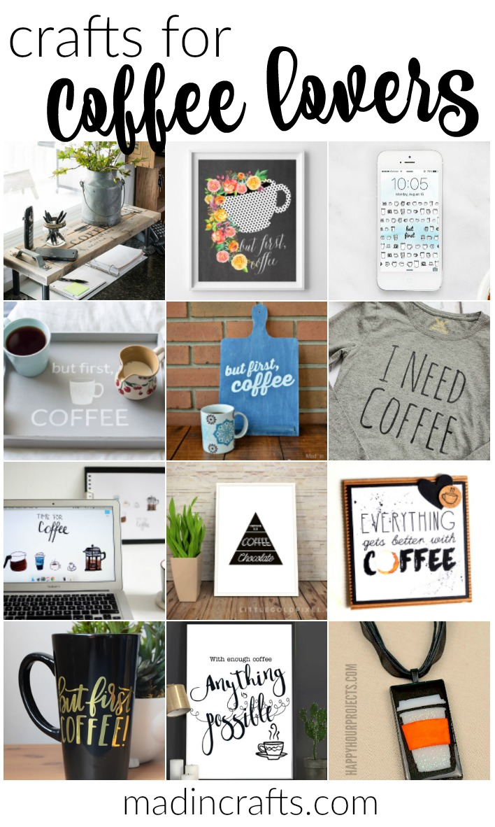Crafts for Coffee Lovers