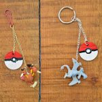 POKEMON KEY CHAINS