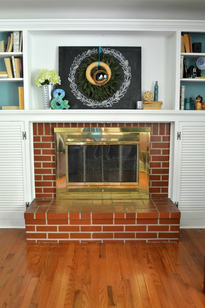 Mad House Fireplace