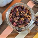 Maple-Pecan-Cranberry-Granola
