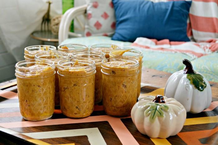 Overfilled jars