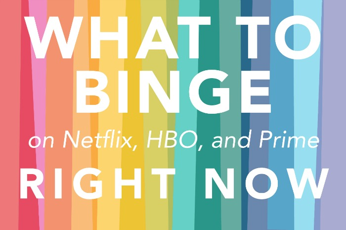 MORE BINGE-WORTHY TELEVISION
