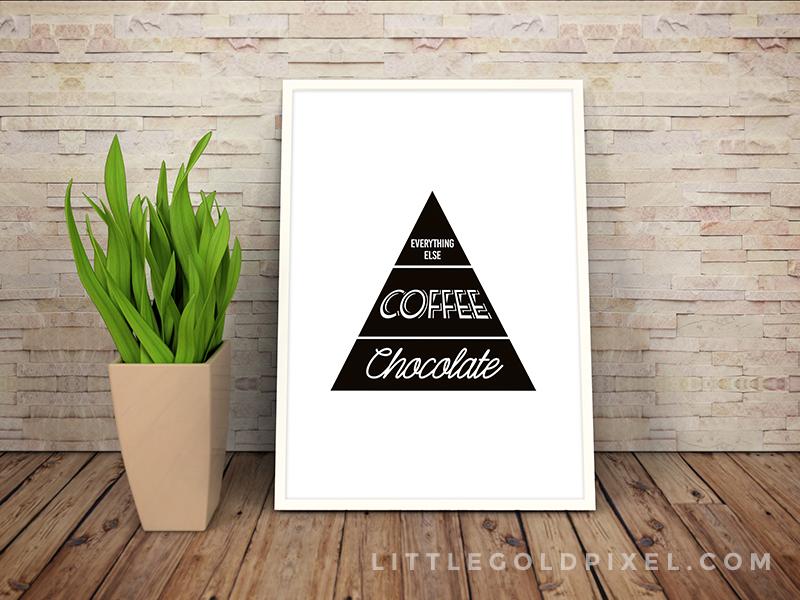 coffeechocolatemockup