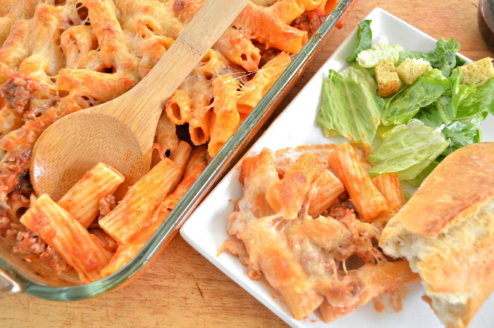 Barilla-and-Johnsonville-Pasta-Bake