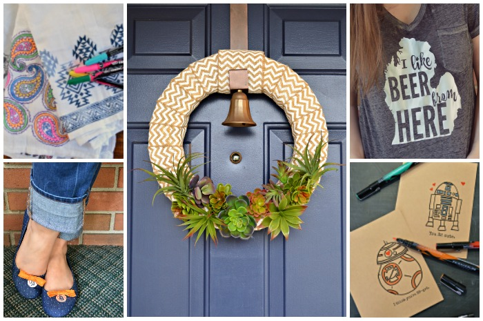 BEST OF MAD IN CRAFTS 2016 (A BLOG HOP)