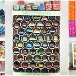 ORGANIZE YOUR TINY TOYS WITH ONE TRIP TO THE DOLLAR STORE