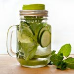 MASON JAR INFUSED WATER RECIPES