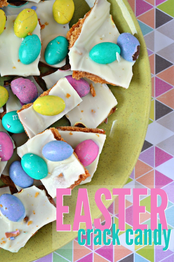 CRACK OF THE MONTH: EASTER CRACK CANDY
