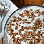 LIGHTENED UP CARROT CAKE TRIFLE