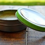 HOMEMADE PEPPERMINT FOOT BALM