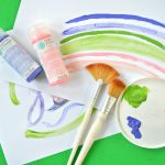 MARTHA STEWART CRAFTS GEL WATERCOLORS: FIRST IMPRESSIONS