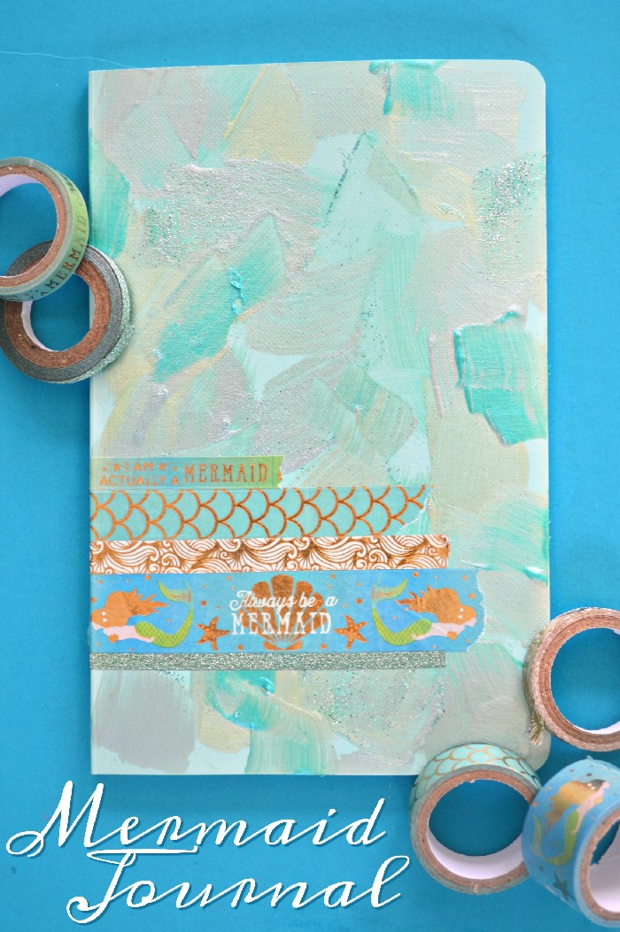 QUICK & EASY MERMAID JOURNAL