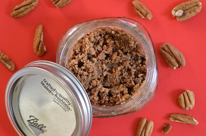 PECAN PIE SUGAR SCRUB – HOSTESS GIFT IDEA