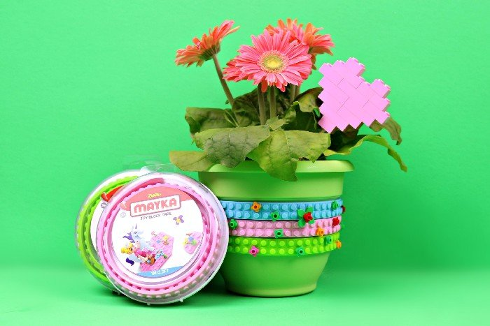 MOTHER'S DAY FLOWER POT WITH MAYKA