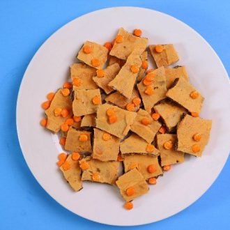 PUMPKIN SPICE CRACKER CANDY RECIPE