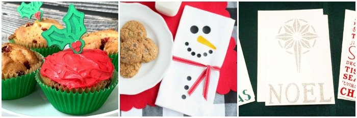 45+ CHRISTMAS CRAFTS TO MAKE WITH YOUR CRICUT