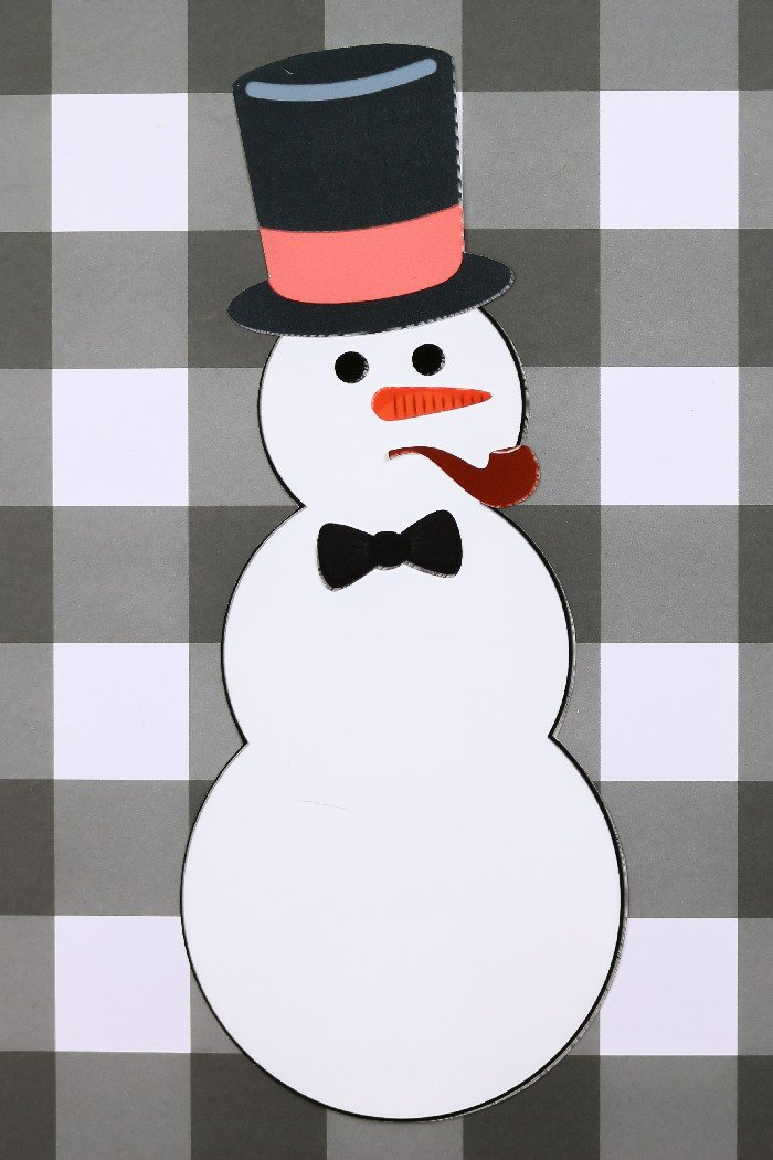 BUILD YOUR OWN SNOWMAN PRINTABLES
