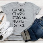 FREE GAME OF THRONES SHIRT SVG FILES
