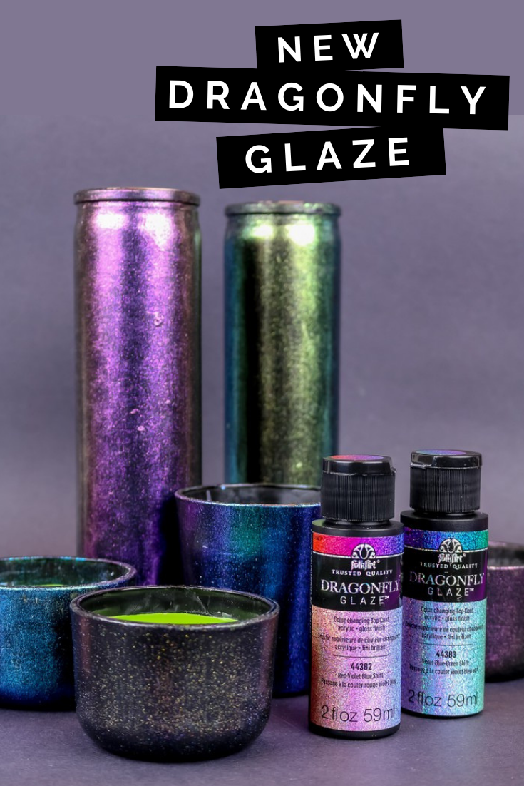 HOW TO USE DRAGONFLY GLAZE