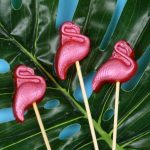 HOW TO MAKE FLAMINGO JELLY SOAP
