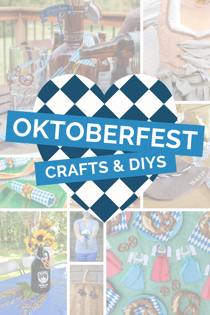 OKTOBERFEST CRAFTS AND DIYS