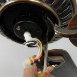 Replacing a Broken Ceiling Fan Bracket