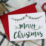 FREE FARMHOUSE CHRISTMAS PRINTABLES