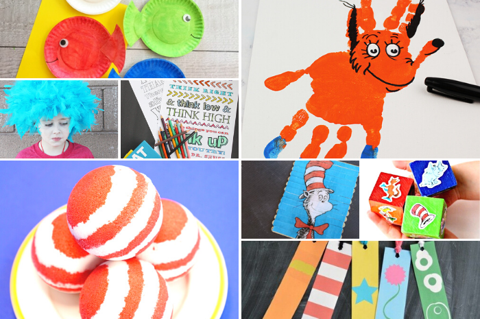 30+ DR. SEUSS DAY DIYS