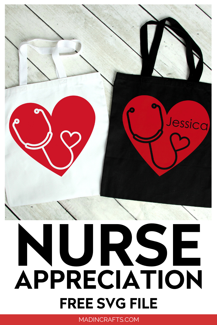 FREE NURSE APPRECIATION GIFT SVG