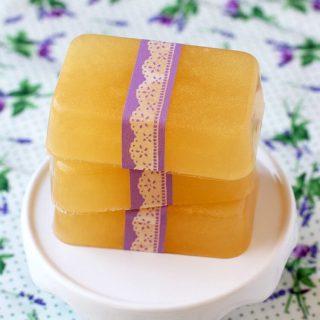 SIMPLE HOMEMADE SOAP TUTORIALS