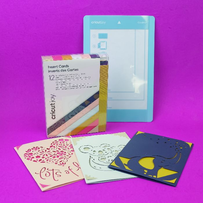 EASY CARDMAKING WITH THE NEW CRICUT JOY