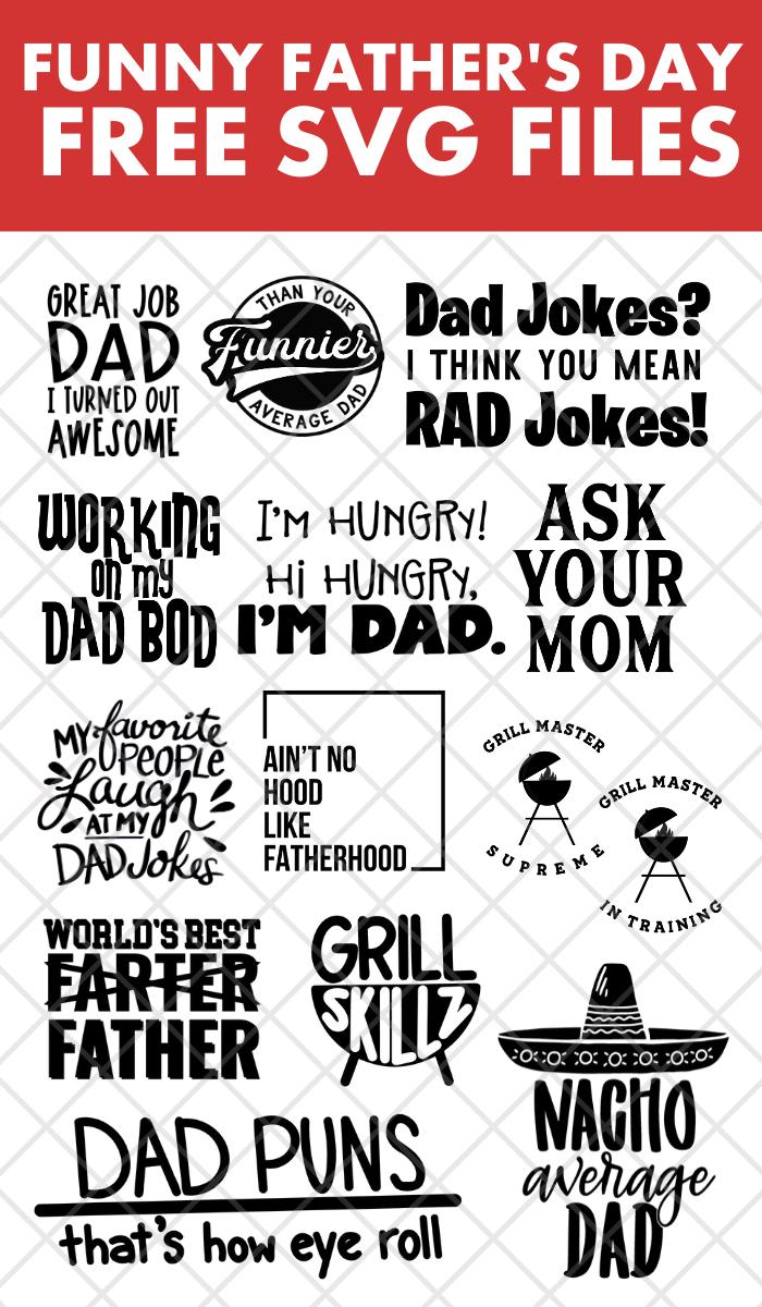 FREE DAD BOD SVG FILE