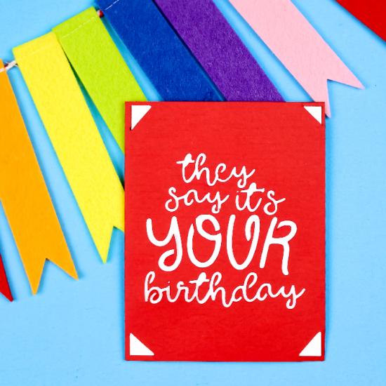 FREE CRICUT JOY BIRTHDAY CARD SVG