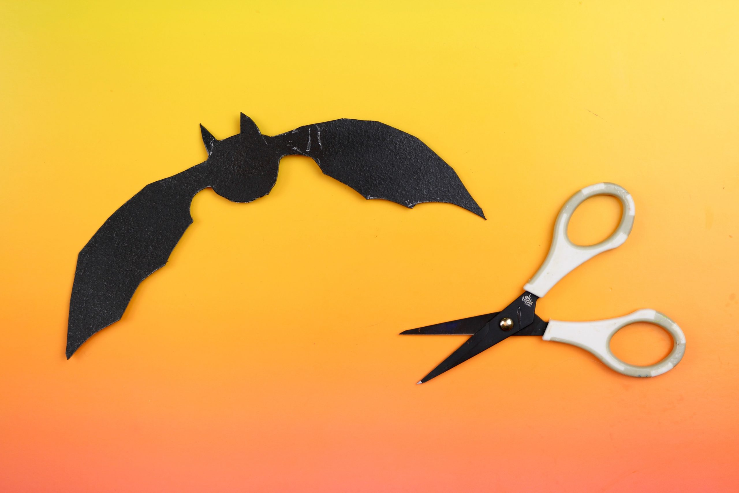 WORBLA HALLOWEEN BATS WITH CRICUT MAKER