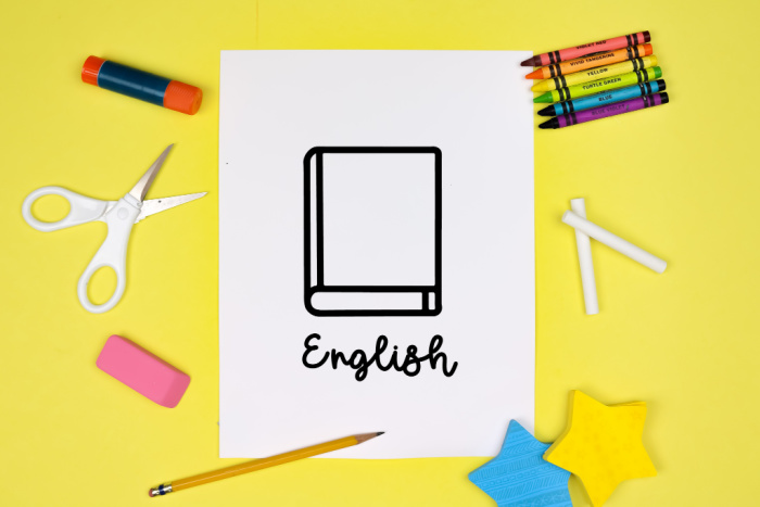 CLASSROOM ORGANIZATION SCHOOL SUBJECT LABEL SVGS